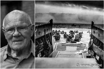 """Herentalsenaar Tom Oliver (96) was jongste Engelsman die deelnam aan D-Day: """"Rechtdoor! Of ik schiet uw kop er - Gazet van Antwerpen"""