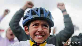 Egan Bernal y Colombia lloran la muerte de un niño ciclista - EL PAÍS