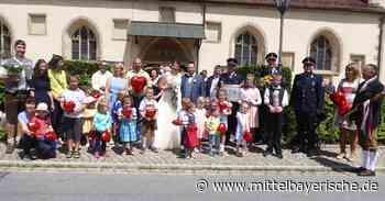 Katja und Michael trauten sich in Zandt - Mittelbayerische