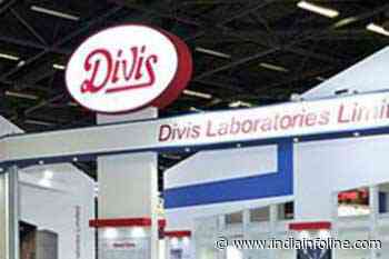 Divi's Laboratories Q1 net profit up 13.22% at Rs557.11cr on revenue growth despite material cost spike - Indiainfoline