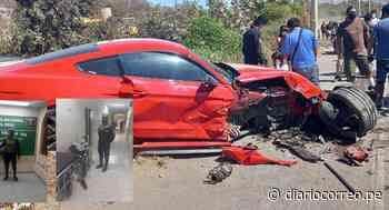 Identifican a ocho heridos del accidente de tránsito en Palpa, Ica - Diario Correo