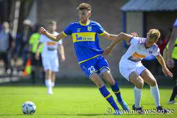 "Dylan Vanhaverbeke (SV Wevelgem City): ""Uitschakeling voelt ... (Wevelgem) - Het Nieuwsblad"