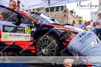 WRC Ieper: een schitterend en compact parcours - Autosportwereld