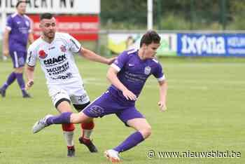 """Bruno Debo (KVK Westhoek): """"Opdracht volbracht tegen goed voetballende ploeg"""" - Het Nieuwsblad"""