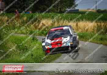WRC Ieper: Test Ogier en Tanak - Autosportwereld