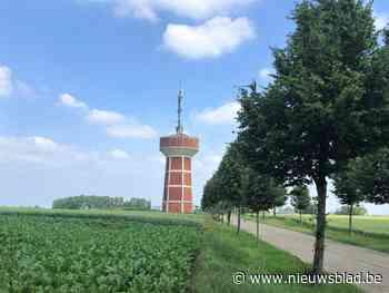 Groen licht voor B&B in watertoren Heukelom (Riemst) - Het Nieuwsblad
