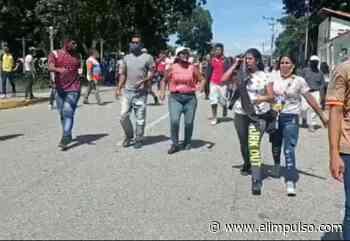 ▷ #VIDEO Enfrentamientos violentos se generaron durante primarias del chavismo en Sarare #8Ago - El Impulso