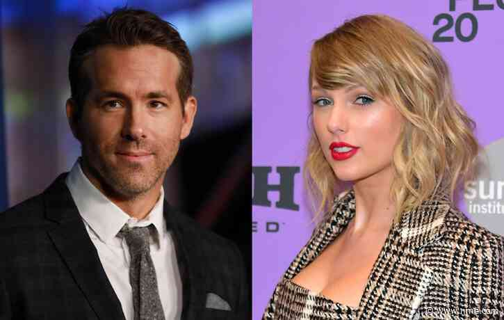 Ryan Reynolds reacts to Taylor Swift's 'Betty' revealing name of his third daughter