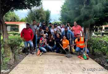 Tras inundaciones, continúan labores de limpieza en Jamay - UDG TV - UDG TV