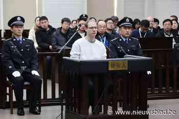 Canadees ook in beroep ter dood veroordeeld in China