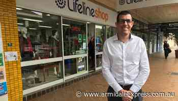 COVID-19 callout: Lifeline Armidale needs volunteers and donations - Armidale Express