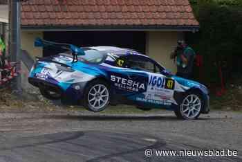 """Stefaan Prinzie aan de start in Ieper met Alpine A110: """"Geen gebrek aan referenties""""<BR />"""