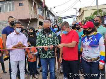 En Táchira inauguran la Calle 5 en la población Táriba - Diario Vea