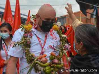 Poppe: El alcalde no ha sido elegido por la ciudad de Sucre, sino por el área rural - La Razón | Noticias de Bolivia y el Mundo - La Razón (Bolivia)