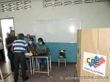 Proceso electoral en Guarenas y Guatire transcurre con normalidad - Últimas Noticias