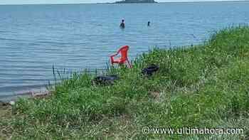 Dos desaparecidos tras volcar una embarcación en Quiindy - ÚltimaHora.com