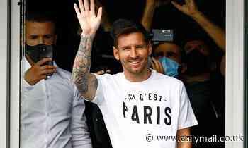 Transfer News LIVE: PSG to unveil Lionel Messi; Lukaku to Chelsea; De Gea pledges Man United future