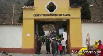 En Tarma vuelven a abrir Cementerio General para visitas luego de 17 meses de permanecer cerrado - Diario Correo