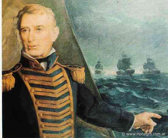 """""""¡Es preferible irse a pique que rendir el pabellón!"""" Almirante Guillermo Brown, en su arenga a la flota Patria. Nos aprestamos a celebrar un nuevo aniversario del Combate naval de Quilmes, acontecido entre el 29 y el 30 de julio de 1826, en aguas d"""