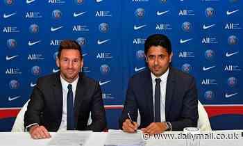Transfer News LIVE: PSG unveil Lionel Messi; Lukaku to Chelsea; De Gea pledges Man United future