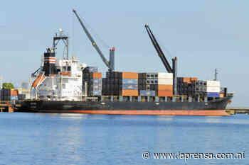 ¿Qué está pasando en Puerto Corinto, principal terminal marítima de Nicaragua? - La Prensa (Nicaragua)