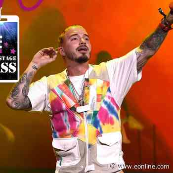 How J Balvin's Electrifying Stage Persona Differs From His Personal Life