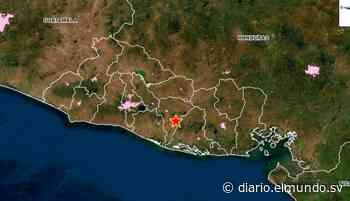 Enjambre sísmico persiste en Tecoluca, dice MARN Hasta las 10 de la mañana de este domingo se registran 59 sismos, señala MARN. - Diario El Mundo