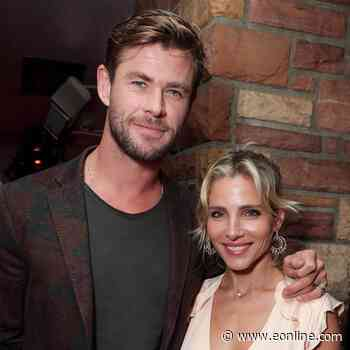 Elsa Pataky Shares Glimpse Inside Family Life With Chris Hemsworth in Birthday Tribute