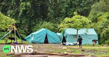 Gluurder bevredigt zich in Tortelbos in Ieper: scoutsgroep zet kamp stop, verdachte opgepakt - VRT NWS