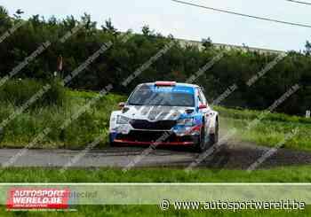 WRC Ieper: forfait Niels Reynvoet - Autosportwereld