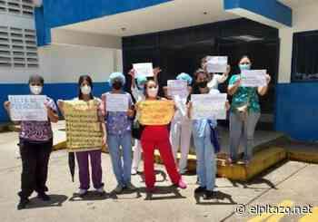 Cojedes   Trabajadores del área de COVID-19 del hospital de Tinaquillo exigen mejoras - El Pitazo