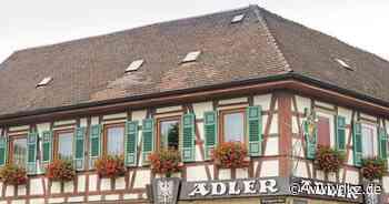 Hotel Adler in Asperg - Eine Institution mit Stern - Ludwigsburger Kreiszeitung