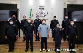 Director de Policía de Merida evade hablar sobre actuar de sus elementos - Quadratín - Quadratín Michoacán