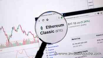 Ethereum Classic price prediction: ETC rally dies as ETH flies - InvestingCube