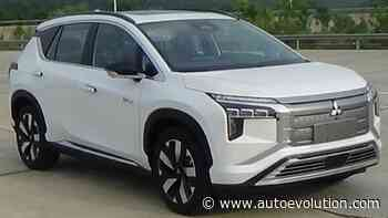 Mitsubishi Airtrek EV in China Is a GAC AION V in Disguise - autoevolution