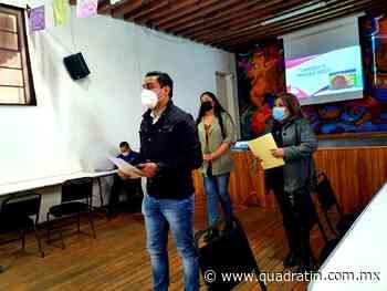 Capacita Espacio Emprendedor Uruapan a empresarios de Paracho - Quadratín - Quadratín Michoacán