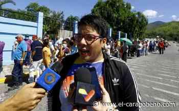Candidata a la Alcaldía de Naguanagua: el PSUV se fortaleció tras las primarias - El Carabobeño