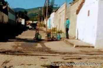 Vecinos de Cabudare centro golpeados por la falta de agua y luz - La Prensa de Lara