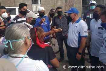 ▷ Equipo técnico de Cantv llega a Carora para reparar averías - El Impulso