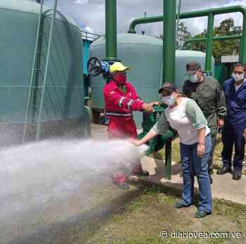 Rehabilitan planta potabilizadora en Tucupita – DiarioVea - Diario Vea - Diario Vea