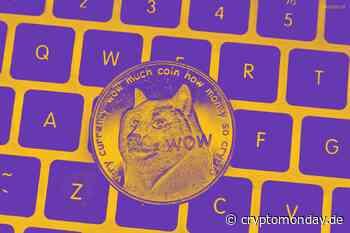 Dogecoin News: DOGE steigt in einer Woche um 41 % - CryptoMonday   Bitcoin & Blockchain News   Community & Meetups
