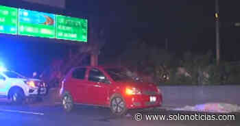 Hombre pierde la vida al ser atropellado en carretera a Quezaltepeque - Solo Noticias