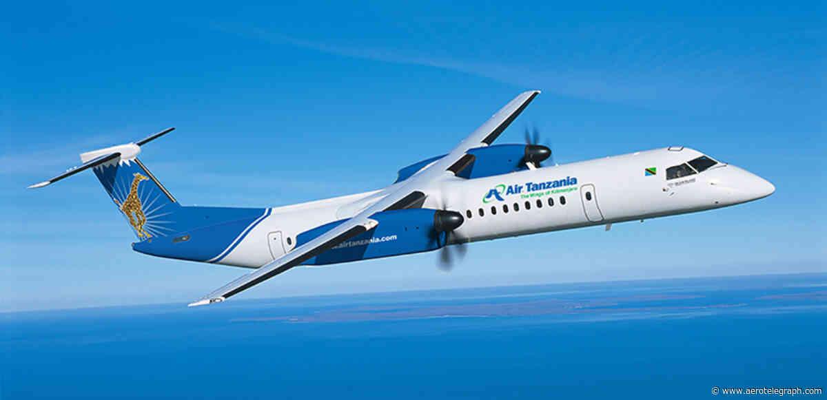 Letzte gebaute Dash 8 ist beim Käufer angekommen - aeroTELEGRAPH