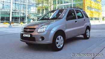 Suzuki Ignis: Kennen Sie den eigentlich noch? - Motor1 Deutschland