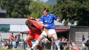 Fußball Verbandsliga: Der VfL Pfullingen vor dem ersten Heimspiel - SWP