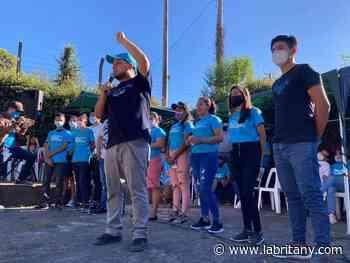 Futuro Alcalde de San Juan Opico Roberto Alas promete sacar adelante al Municipio y cambiarlo c?mo nunca - La Britany