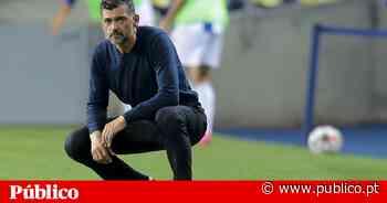 FC Porto mostra chama frente ao campeão francês - PÚBLICO