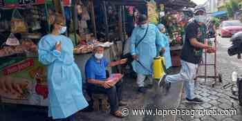 Soyapango pone en marcha un plan de desinfección para bajar casos de covid-19 en ese municipio - La Prensa Grafica