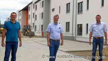 Am Holzweg in Cremlingen entstehen 51 weitere Wohnungen - Wolfenbütteler Zeitung