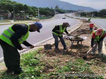 Le hacen un cariñito a principales avenidas de Maracay - Últimas Noticias